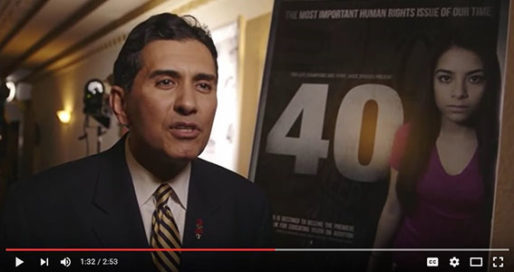 The 40 Film: Compelling Documentary 40 years since Roe v. Wade. Article