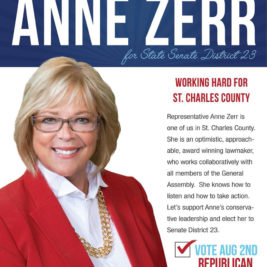 Missouri Republican Anne Zerr