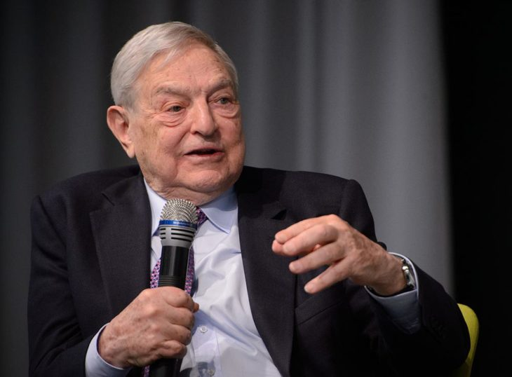 George Soros and World Wealthy Elite Fund Abortion