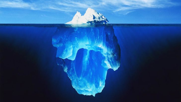 The Supreme Court is the Tip of the Iceberg