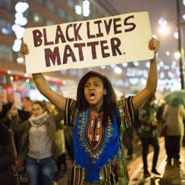 Black lives matter. Or so we're told.