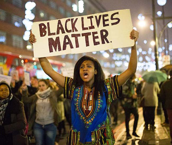 Black lives matter. Or so we're told.